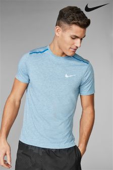 Nike Run Blue Force Tailwind Top
