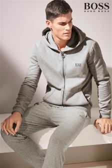 Boss Zip Through Hoody