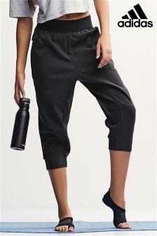 adidas Black Harem Pant