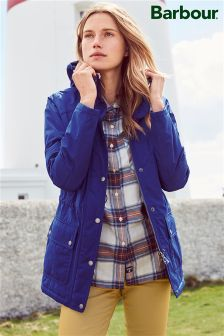 Barbour® Sea Blue Aspley Jacket