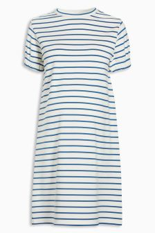 Maternity Stripe Dress