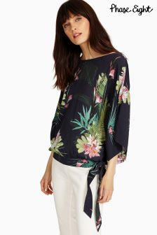 Phase Eight Multi Mila Printed Blouse