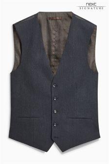 Signature British Wool Waistcoat