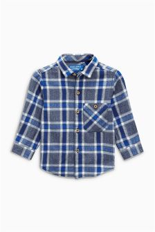 Long Sleeve Check Shirt (3mths-6yrs)