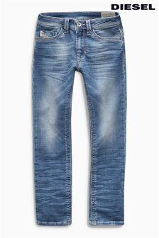 Diesel® Thanaz Mid Wash Slim Jogg Jean