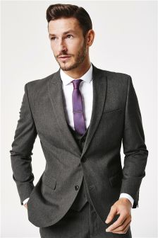 Next Suits Grey | My Dress Tip