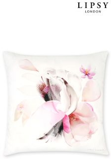 Lipsy Soft Petals Cushion
