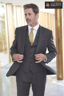 Signature British Wool Stripe Suit