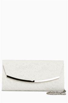 Curve Clutch Bag