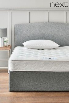 Single Rolled House Open Sprung Medium Mattress