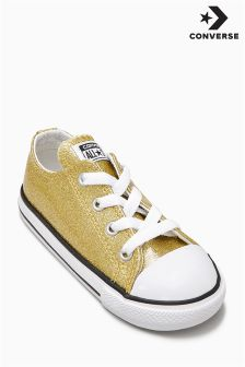 Converse Gold Chuck Taylor Low