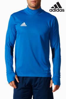 adidas Blue Tiro 17 Top