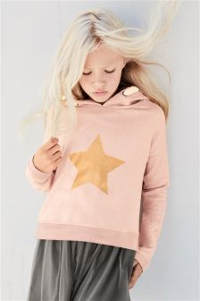 Star Hoody (3-16yrs)