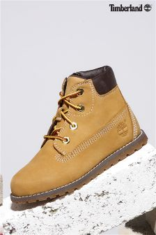 "Timberland® Tan Pokey Pine 6"" Boot"
