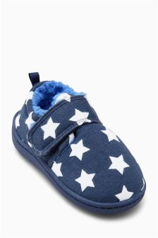 Star Slippers (Younger Boys)