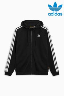 adidas Originals Black Pharrell Williams Zip Through Hoody