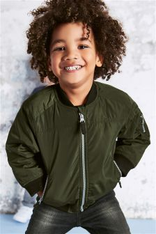Bomber Jacket (3mths-6yrs)