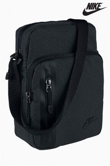 Nike Black Shoulder Bag
