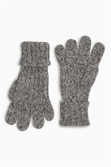 Rib Gloves (Older Boys)