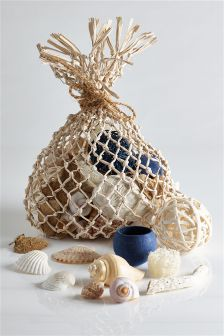 Ocean Mist And Sea Salt Fragranced Pot Pourri