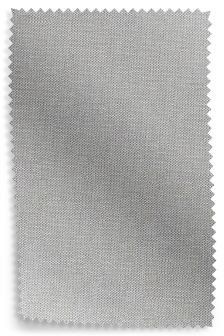 Textured Plain Light Grey Fabric Roll