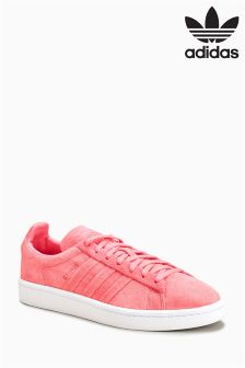 adidas Originals Pink Stitch Campus