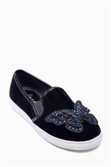 Butterfly Skate Shoes (Older Girls)