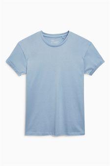 Roll Sleeve T-Shirt