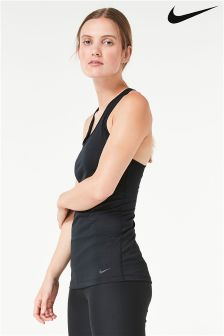 Nike Black Dry Training Tank