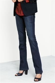 Ultimate Fit, Feel And Comfort Slim Boot Cut Jeans