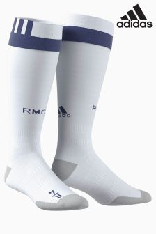 adidas Real Madrid 2016/17 Home Replica Socks