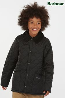 Barbour® Black Quilt Liddesdale Jacket