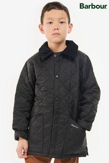 Barbour® Black Quilt Liddesdale Jacket