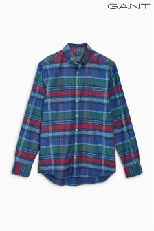 Gant Multi Coloured Check Shirt