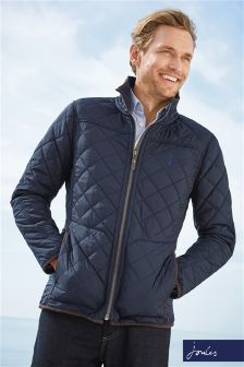 Joules Navy Retreat Jacket