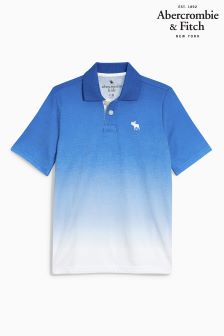Abercrombie & Fitch Printed Polo