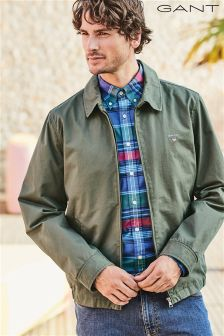Gant Green Windcheater Jacket