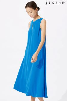 Jigsaw Blue Maxi Dress