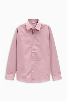 Long Sleeve Smart Oxford Shirt (12mths-16yrs)