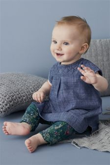 Quilted Dress (0mths-2yrs)