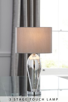 Small Ombre Table Lamp