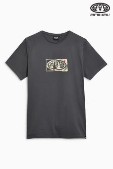 Animal Claw Pewter Graphic Tee