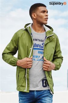 Superdry Green Harbour Coat