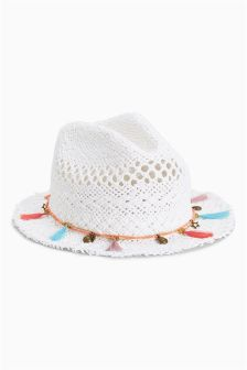 Tassel Trilby (Older Girls)