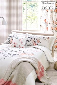 Sanderson Magnolia And Blossom Oxford Pillowcase