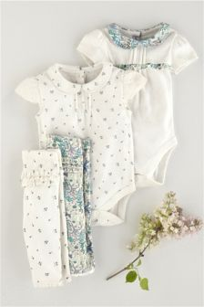 Bodysuits Two Pack (0mths-2yrs)