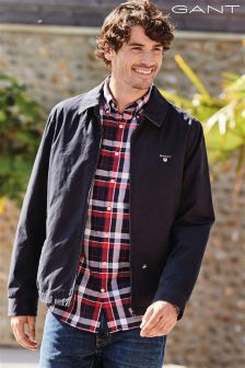 Gant Navy Windcheater Jacket