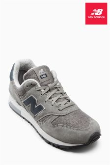 New Balance Grey ML565 V1