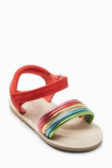 Strappy Sandals (Younger Girls)