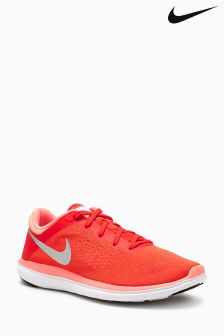 Nike Orange Flex 2016